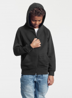 Fairtrade and Organic Childrens Zip Hoodie