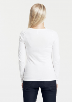 Fairtrade and Organic Ladies L/S T-shirt