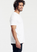 Fairtrade & Organic Mens Fitted V-neck T